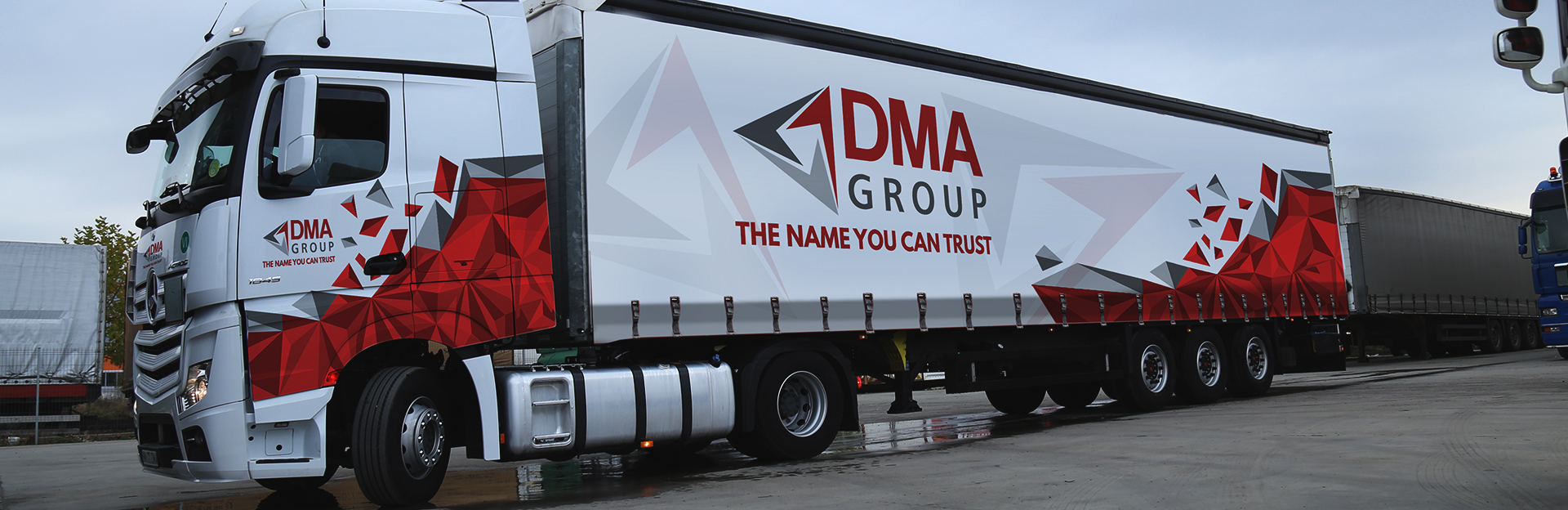 header dma trans logistic